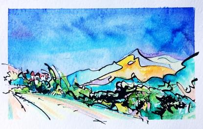 Talley watercolor 2 lr