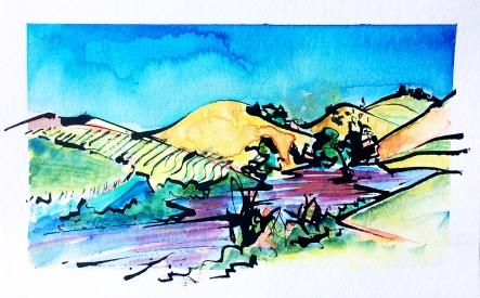 Talley watercolor 3 lr
